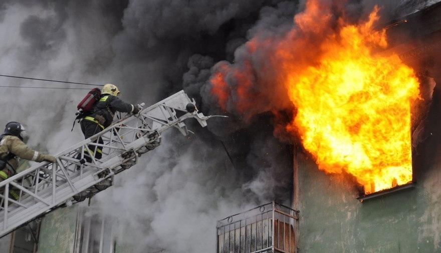 Пожар в Запорожской области забрал жизнь молодого парня