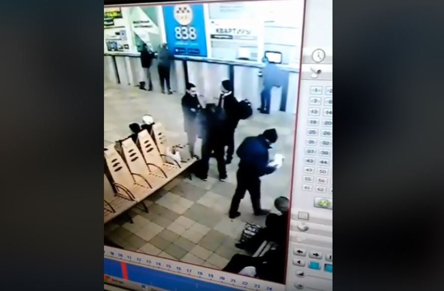 Появились подробности кражи за запорожском вокзале