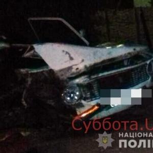 Появились фото ночного смертельного ДТП в Запорожье - 12.11.2018, 20:14