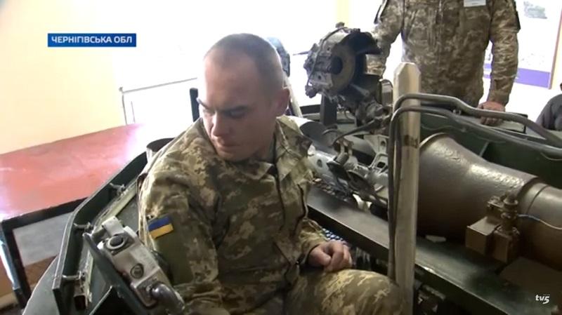 Президент відвідав військовий навчальний центр на Чернігівщині
