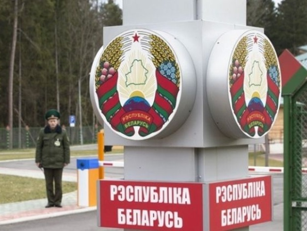 Протест на границе: евробляхеры заблокировали погранпереход