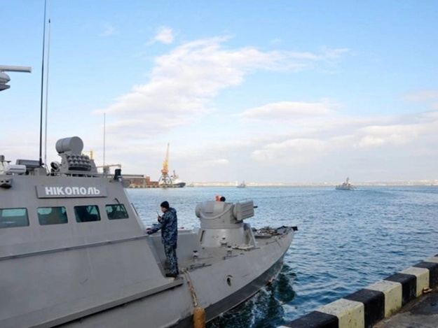 Российские СМИ обнародовали имена раненых украинских моряков