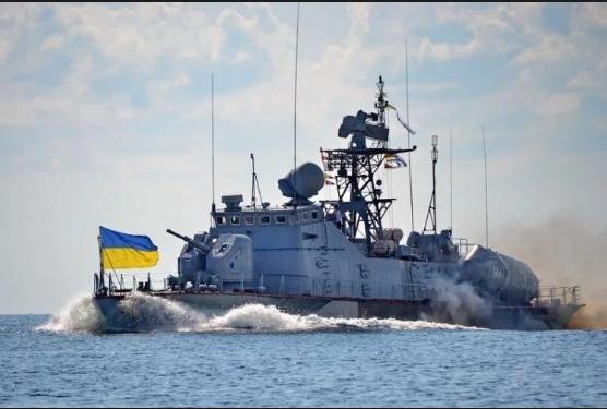 Российский спецназ захватил украинские корабли в Керченском проливе