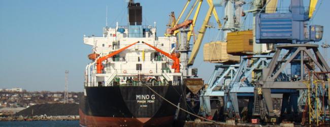 Россия блокирует свободный проход судов в порты Бердянска и Мариуполя – Мининфраструктуры