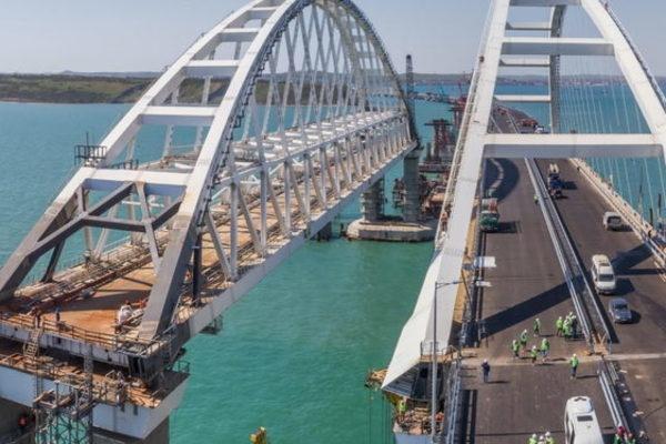 Россия заблокировала украинские порты в Азовском море