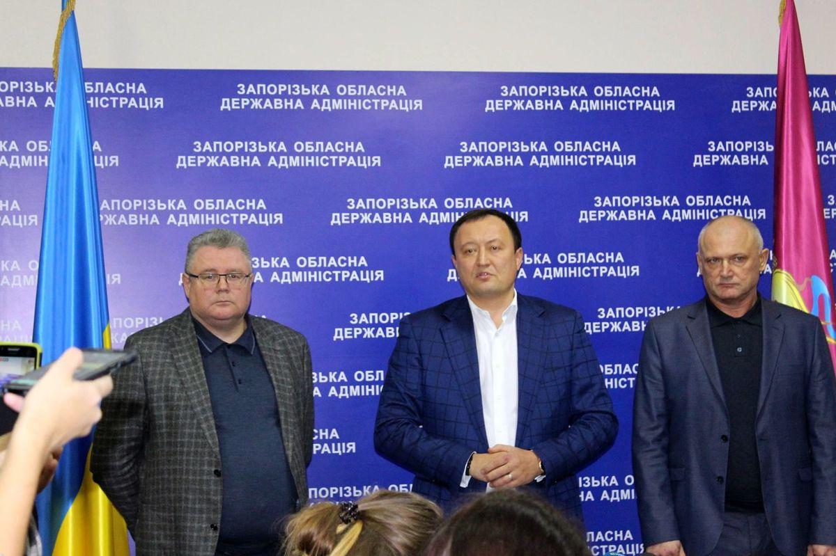Руководство Запорожской области рассказало о том, как будет работать военное положение в регионе