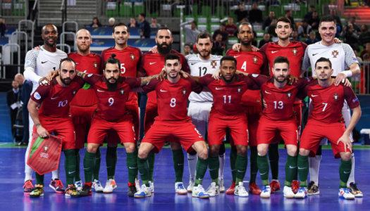 Сборная Португалии по футзалу отказалась играть в Запорожье из-за военного положения