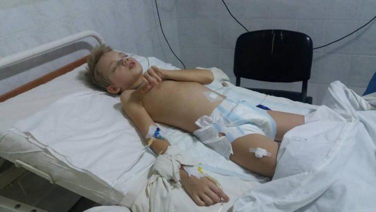 Семья, чей ребенок чуть не погиб в бердянской больнице, подала в прокуратуру