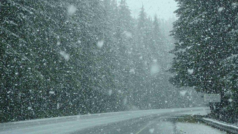Синоптики прогнозируют сильные снегопады: возможные осложнения на дорогах