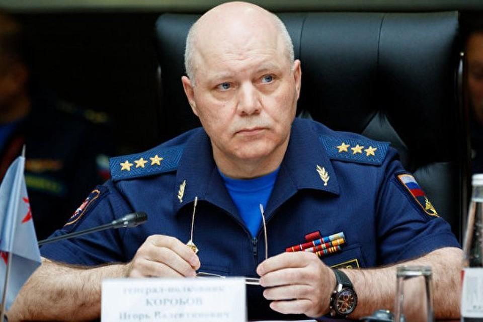 Скончался начальник российской военной разведки