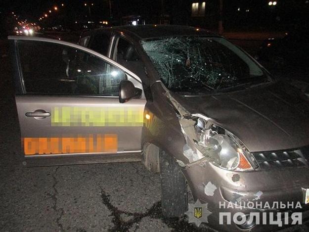Смертельное ДТП в центре города: легковушка сбила пешехода