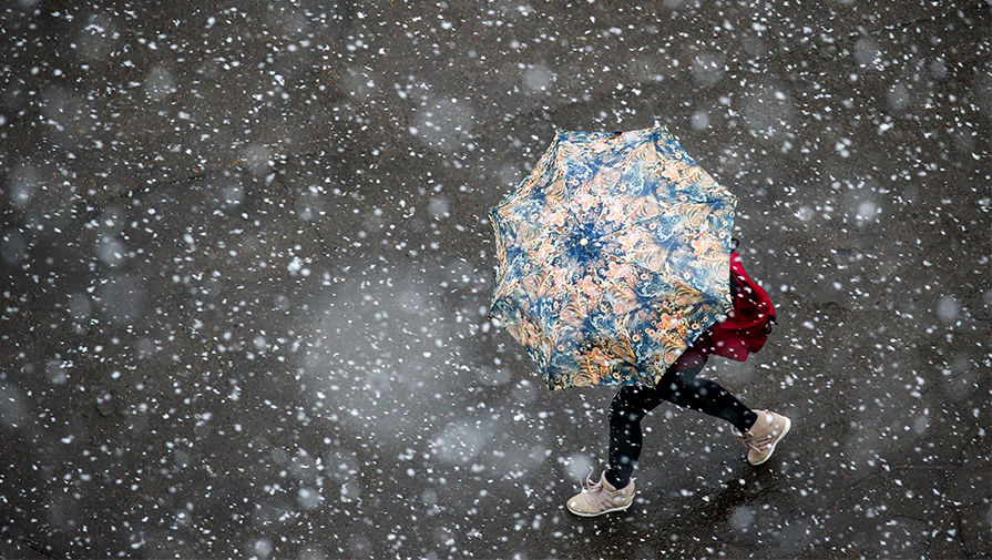 Снег и гололед. ГСЧС предупредила об ухудшении погодных условий в Украине