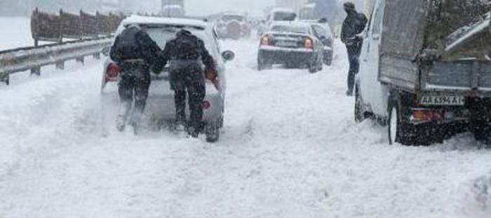 Спасатели предупредили о снегопаде в Запорожской области – Индустриалка