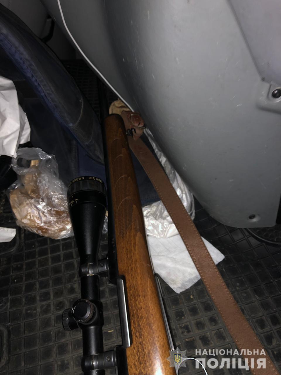 Стрельба в Запорожье: подозреваемый – иностранный гражданин