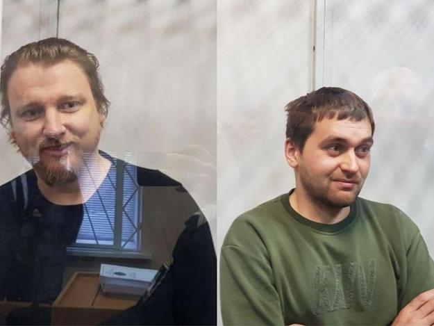 Суд над Владимиром Петровым и Александром Барабошко: онлайн-трансляция