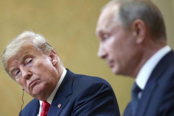 Трамп отменил встречу с Путиным из-за нападения на украинские корабли