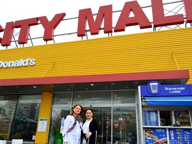 ТРК City Mall и фото пользователей в Instagram