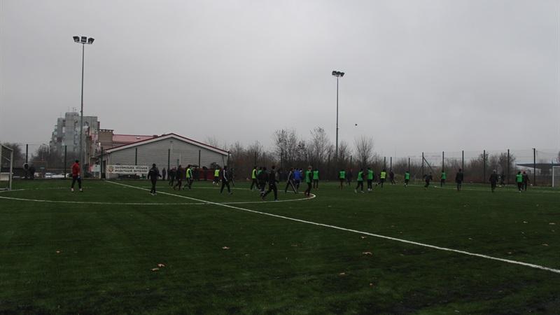 У ДЮСШ «Металлург» появилось современное футбольное поле