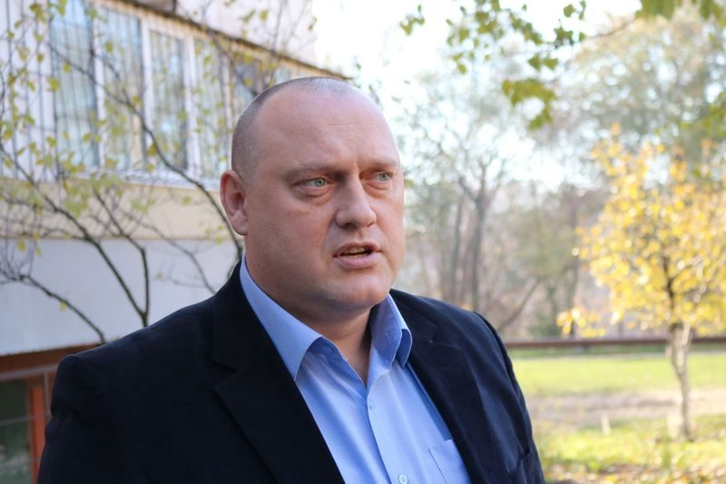 Олександр Ніколаєнко