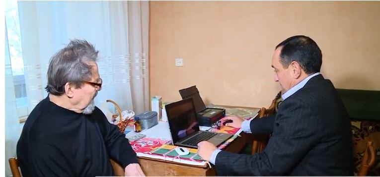 У Запоріжжі з'явився перший мобільний офіс, який обслуговує клієнтів за місцем проживання