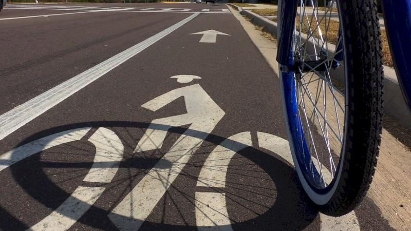 У Запоріжжі презентували програму розвитку велоінфраструктури