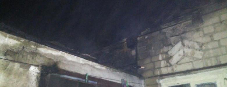 У Запорізькій області з пожежі врятували двох дітей, – ФОТО
