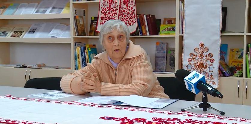 У Запорiжжi народна майстриня Тетяна Бєляєва намагається відродити роль рушників