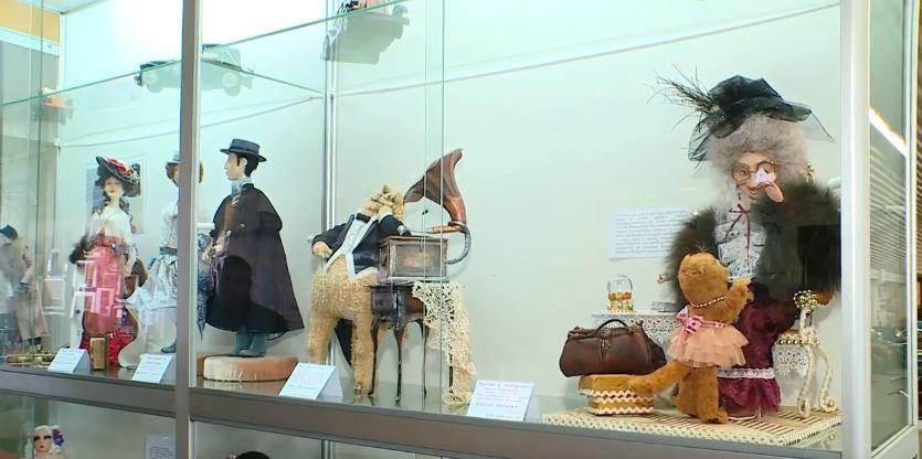 У Запорiжжi представлена колекція авторських робіт майстрів-лялькарів з різних міст України