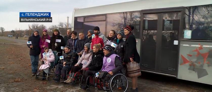"""У селі Геленджик, що у Вільнянському районі, продовжують облаштовувати базу відпочинку """"Етносело"""""""