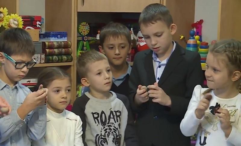 У центрі реабілітації дітей-інвалідів «Дитячий Радоніж» показали результати роботи