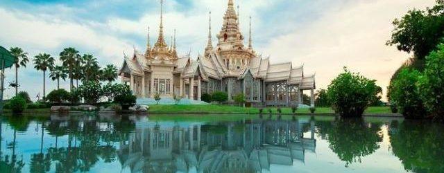 Украина подписала безвизовый режим с Таиландом