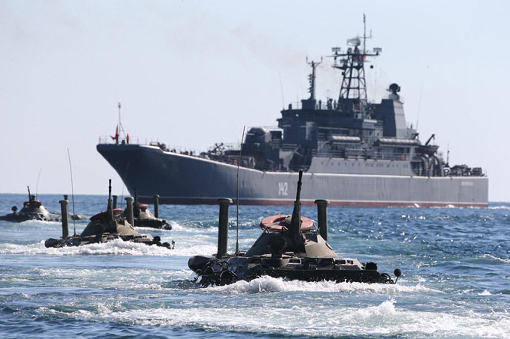 Украина потребует закрытия Босфора для кораблей России – командующий ВМС