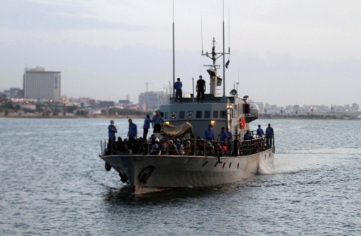 Украинских моряков с захваченного в Средиземном море судна Nivin освободили