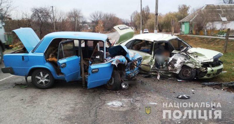 смертельное ДТП в Вольнянском районе