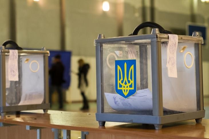 ЦИК отменила выборы в ОТГ Запорожской области