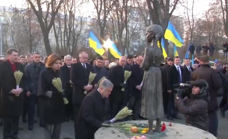 Цими днями в Україні згадували загиблих під час Голодомору 85 років тому