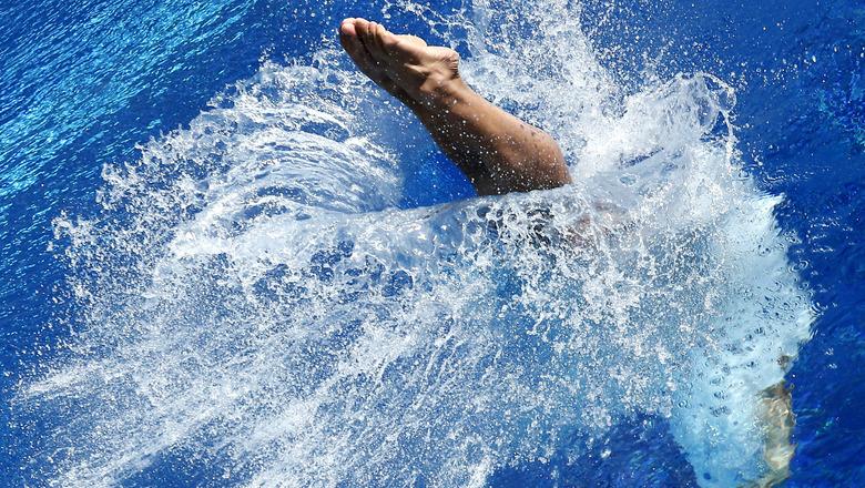 Чемпіонат України зі стрибків у воду серед молоді фінішувал у Запоріжжі