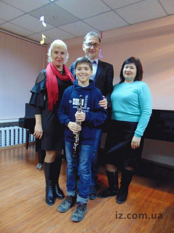 Юные запорожские музыканты впечатлили жюри крутого международного конкурса