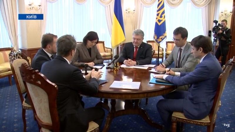 Інвестиційний клімат в Україні покращився - зустріч Президента з авіаперевізником