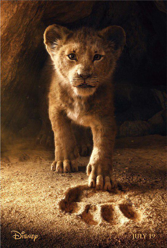 Disney выпустила первый трейлер киноверсии «Короля Льва»