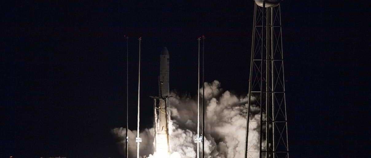 NASA запустило ракету