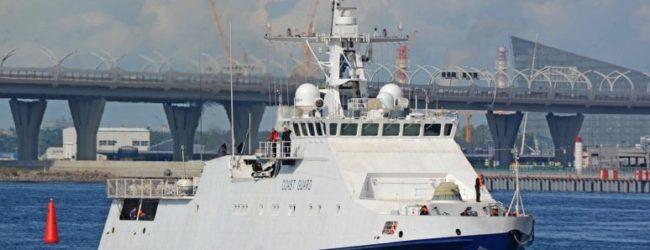 В ноябре Россия перебросила в Азовское море семь новых кораблей