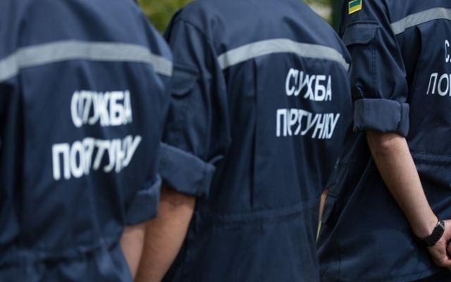 В Запорожье во время пожара в теплотрассе погиб мужчина