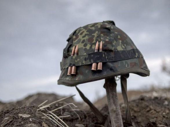 В зоне ООС умер военнослужащий из Запорожской области