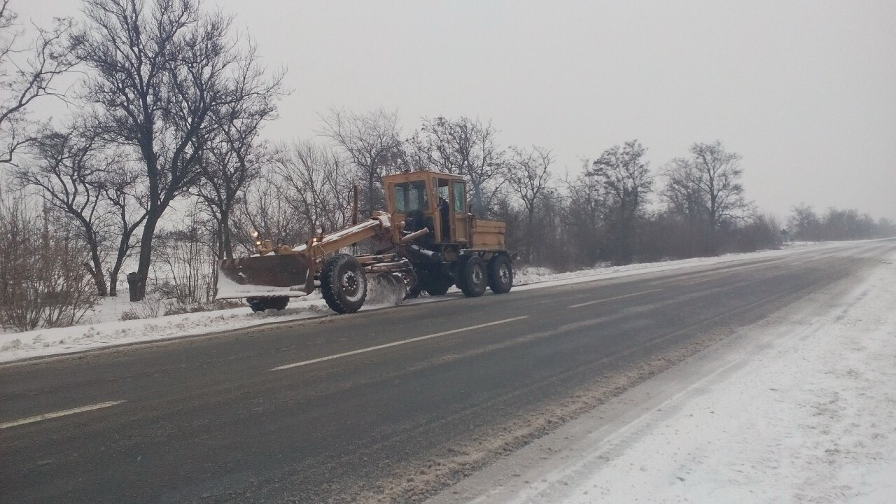 Автобусное сообщение в Запорожской области возобновили