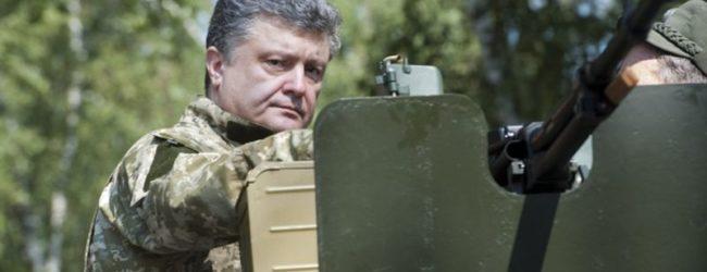 Блогер назвал наибольшей победой Порошенко в 2018 предоставление Украине летального оружия