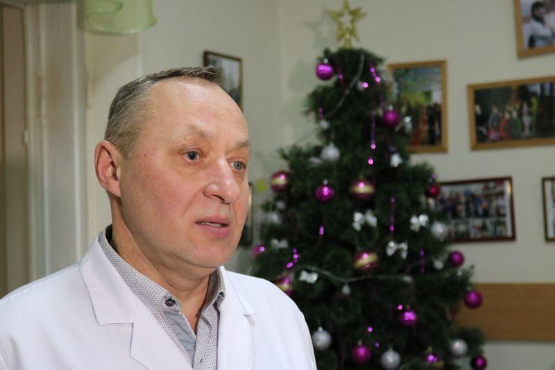 Юрий Борзенко