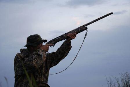 В Запорожской области из-за военного положения запретили охоту