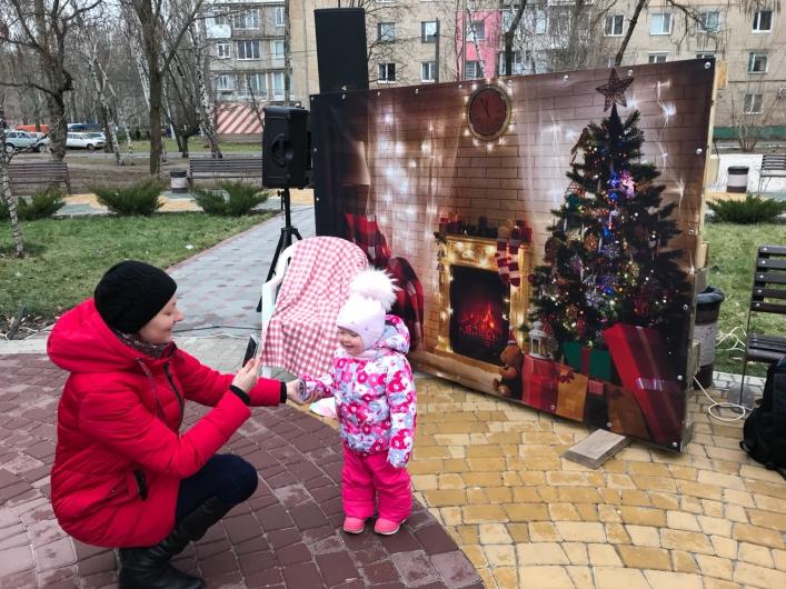 Рождество в Мелитополе