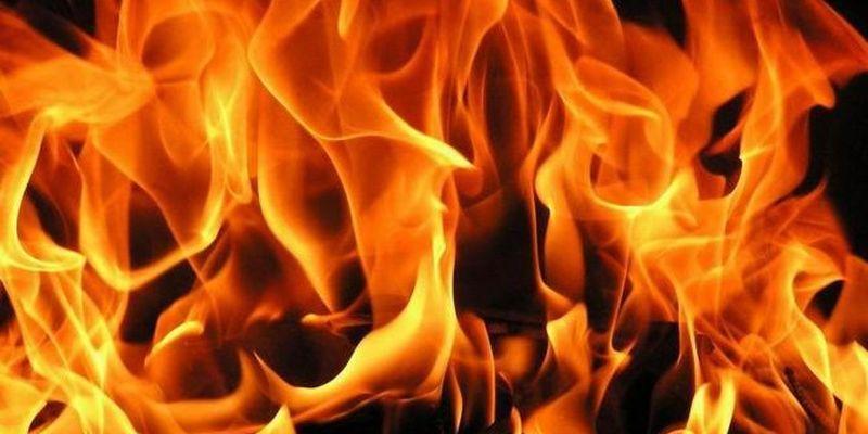 В Запорожье загорелась крыша частного дома – Индустриалка
